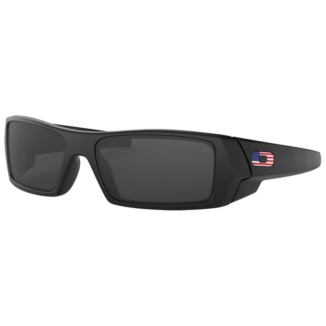 Oakley SI GasCan Matte Black w/Grey Lenses 11-192