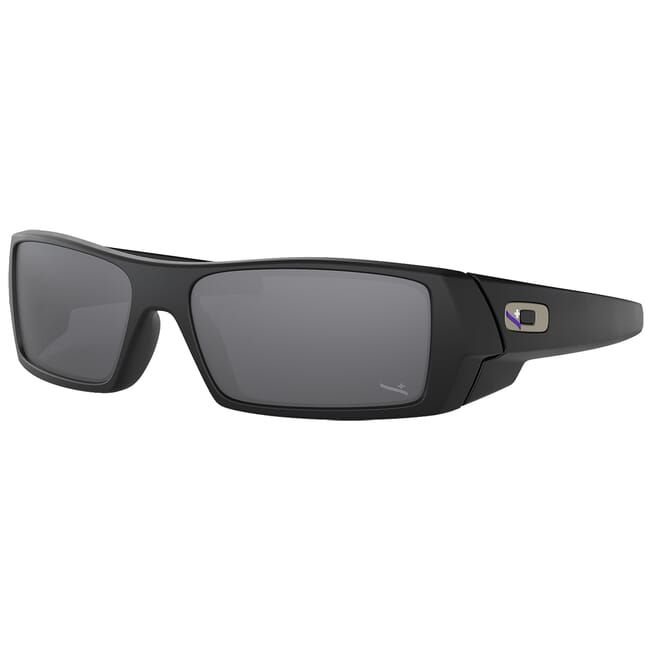 Oakley SI Gascan Infinite Hero Blue Black w/Black Iridium Lenses OO9014-2760