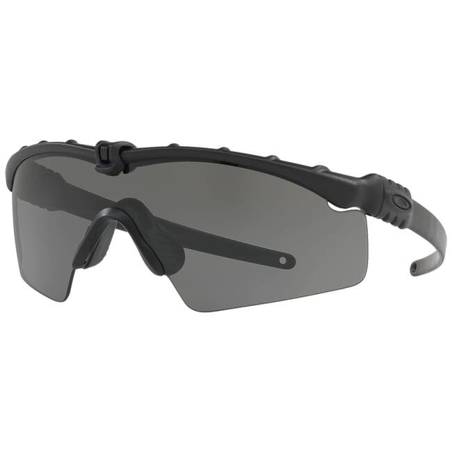 Oakley SI Ballistic M Frame 3.0 Black w/Grey Lenses OO9146-01