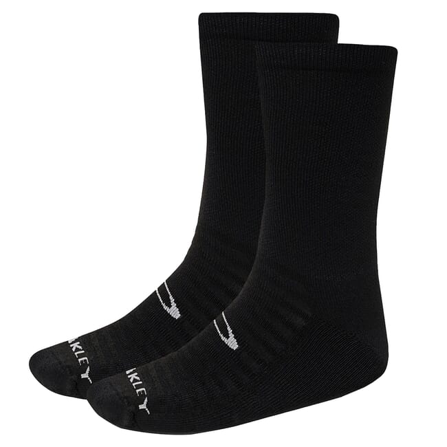 Oakley Boot Socks Black FOS900195-001