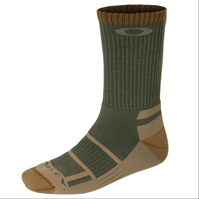 Oakley Boot Socks Worn Olive FOS900195-79B