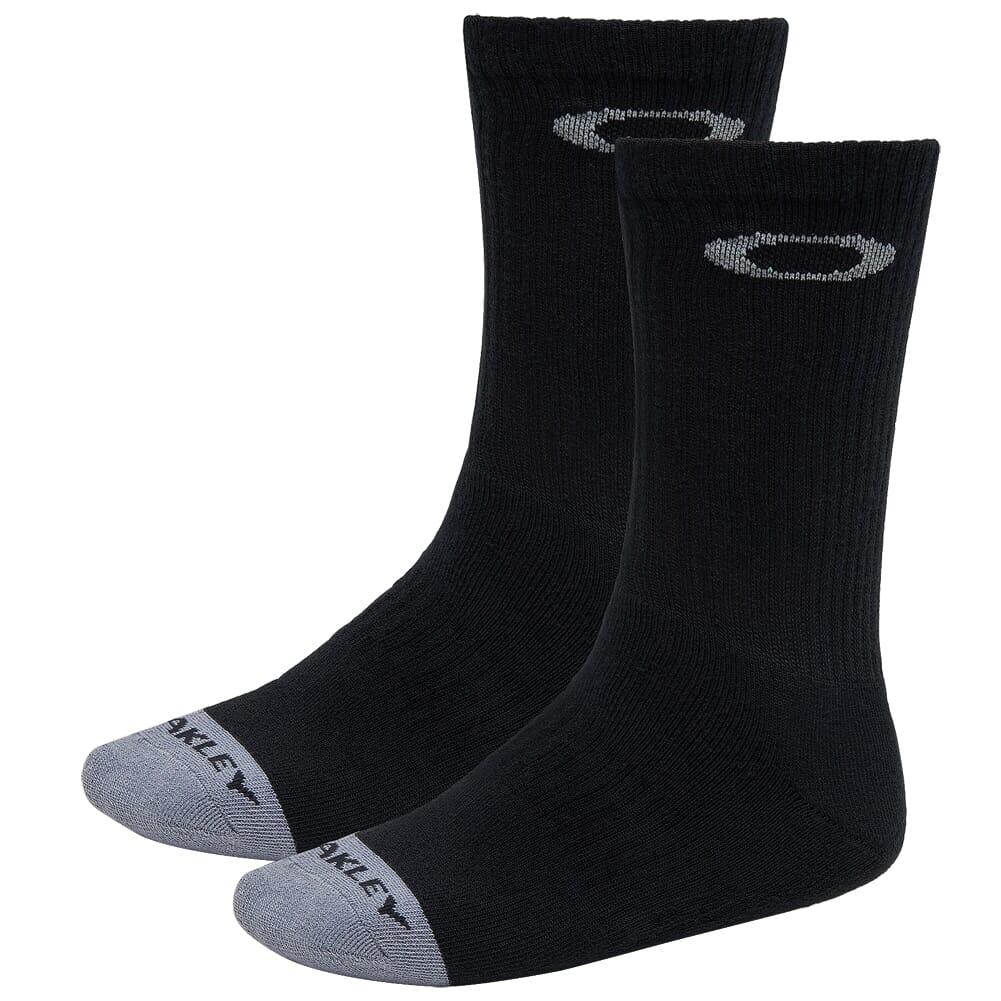 Oakley 5-Pack Crew Socks Black FOS900405-001