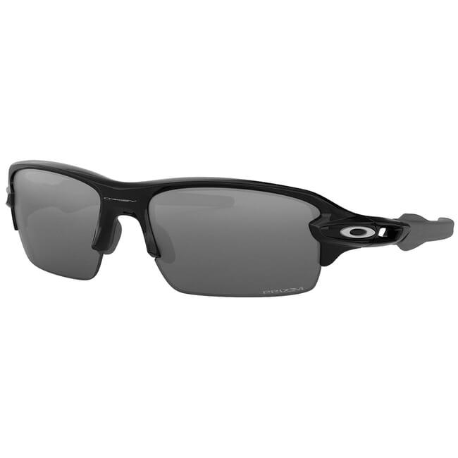 Oakley Flak XS Matte Black w/PRIZM Black Polarized Lenses OJ9005-0859