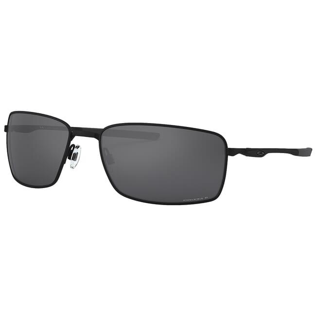 Oakley SI Square Wire Blackside w/PRIZM Black Polarized Lenses OO4075-1260