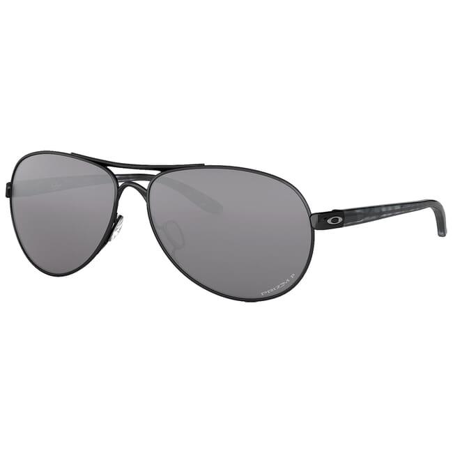 Oakley Feedback Polished Black w/PRIZM Black Polarized Lenses OO4079-3459