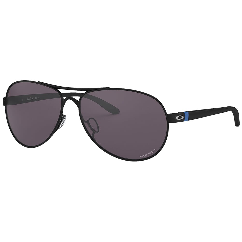 Oakley SI Feedback Thin Blue Line w/PRIZM Grey Lenses OO4079-3859