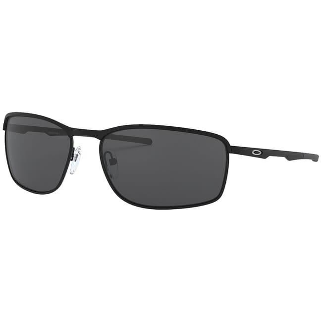 Oakley Conductor 8 Matte Black w/Grey Lenses OO4107-01