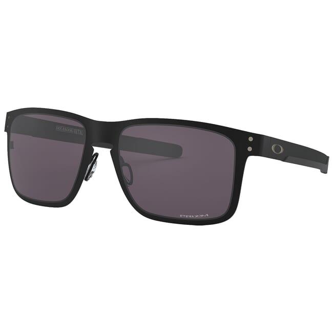 Oakley Holbrook Metal Matte Black w/PRIZM Grey Lenses OO4123-1155