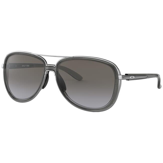 Oakley Split Time Onyx w/Black Grey Gradient Lenses OO4129-0158