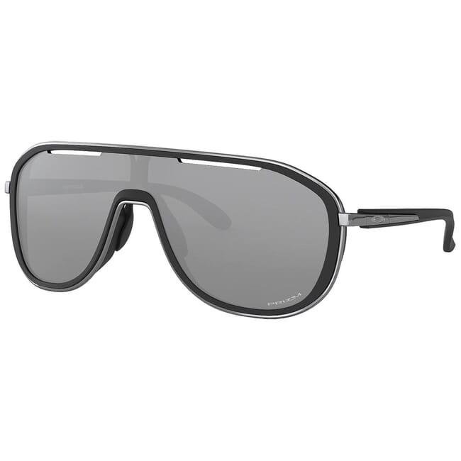 Oakley Outpace Velvet Black/Black Ice w/PRIZM Black Lenses OO4133-0226