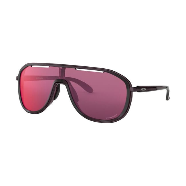 Oakley Outpace Crystal Raspberry w/PRIZM Road Lenses OO4133-0526