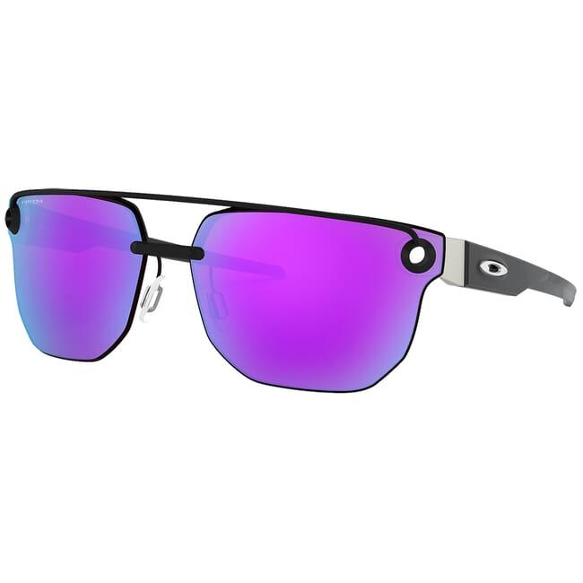 Oakley Chrystl Matte Black w/PRIZM Violet Lenses OO4136-0967