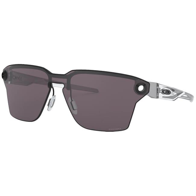 Oakley Lugplate Satin Black w/PRIZM Grey Lenses OO4139-0139