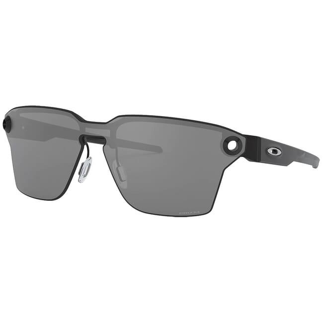 Oakley Lugplate Satin Black w/PRIZM Black Lenses OO4139-0239
