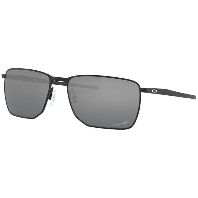 Oakley Ejector Satin Black w/PRIZM Black Lenses OO4142-0158