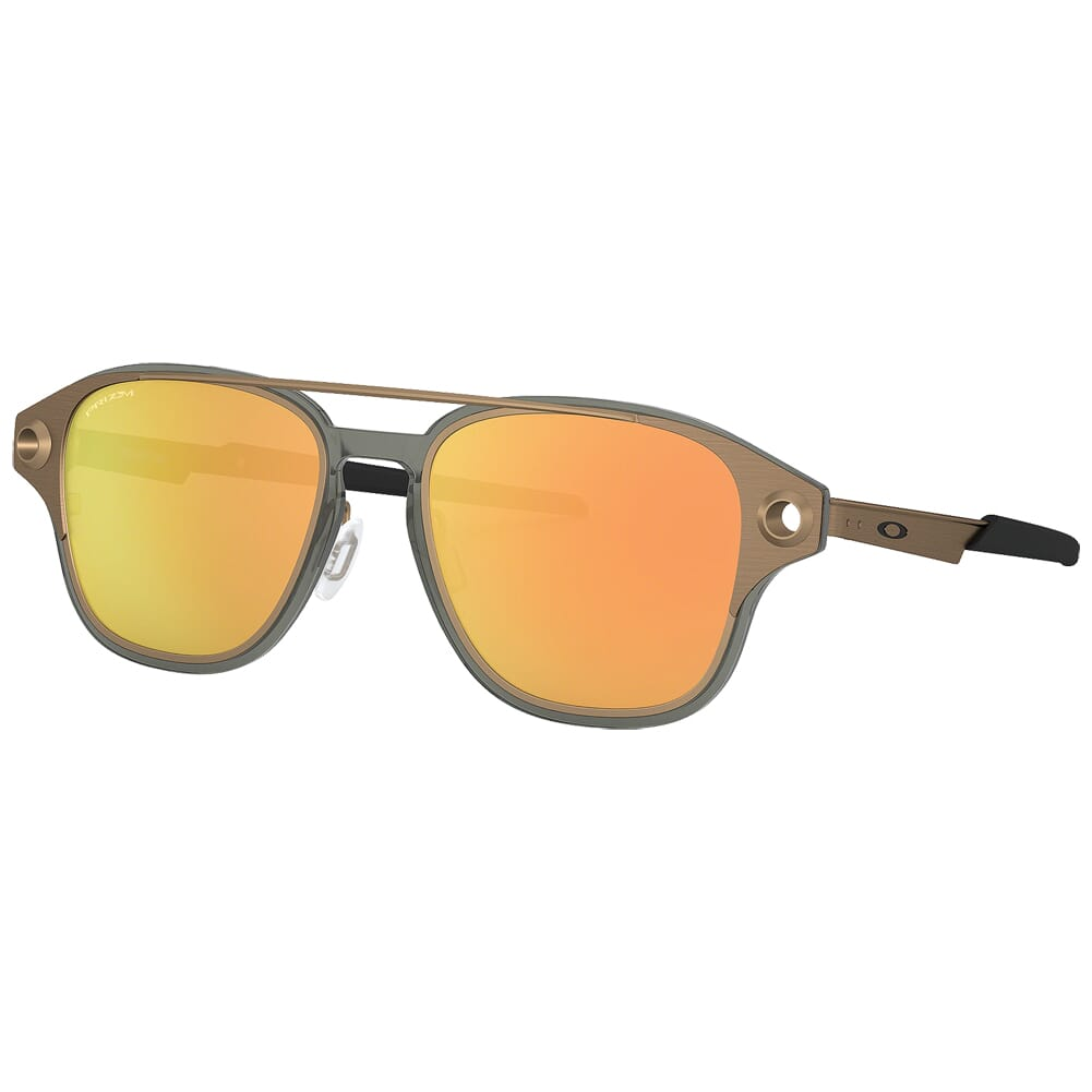 Oakley Coldfuse Satin Toast w/PRIZM Rose Gold Lenses OO6042-0552