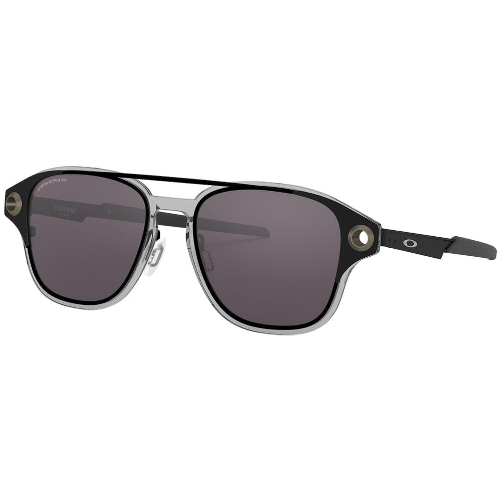 Oakley SI Coldfuse Matte Black w/PRIZM Grey Polarized Lenses OO6042-1452