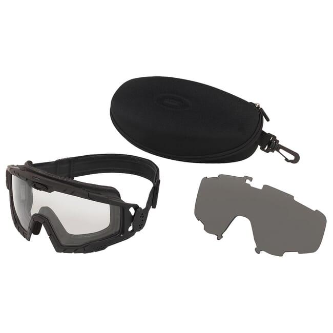 Oakley SI Ballistic Goggle 2.0 Black w/Clear and Grey Lens Array OO7035-03