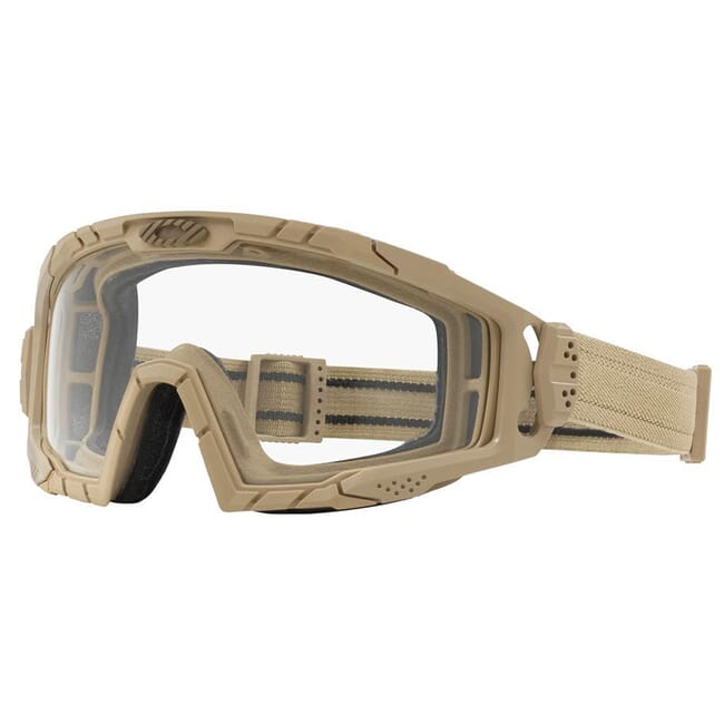 Oakley SI Ballistic Goggle 2.0 Terrain Tan (MCEPS Class 2A) OO7035-15