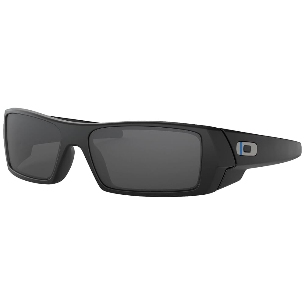 Oakley SI Gascan Thin Blue Line w/Grey Lenses OO9014-11