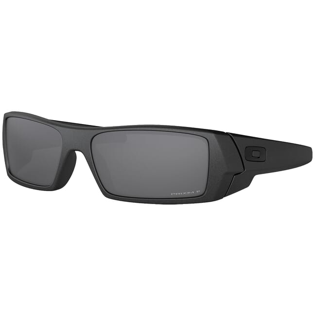 Oakley GasCan Steel w/PRIZM Black Polarized Lenses OO9014-3560