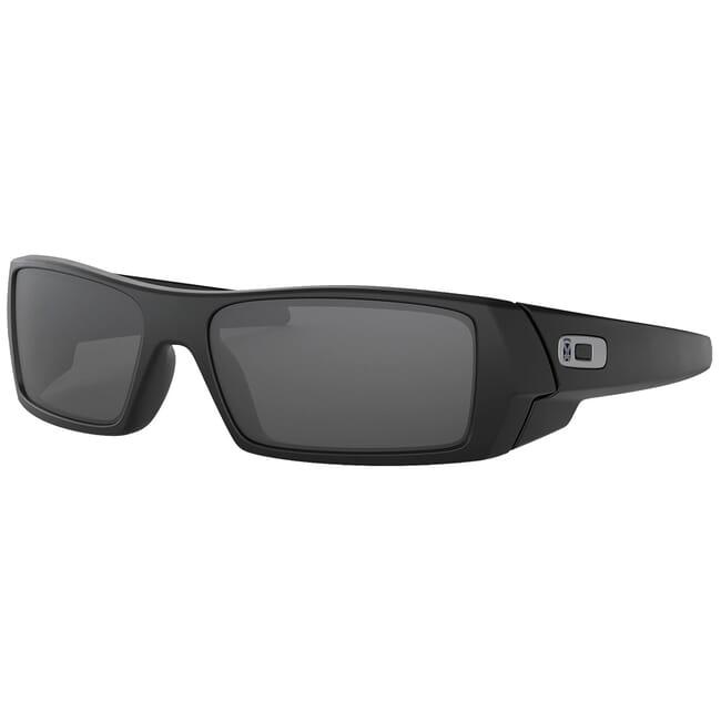 Oakley SI Gascan 10th Mountain Matte Black w/Grey Lenses OO9014-3760
