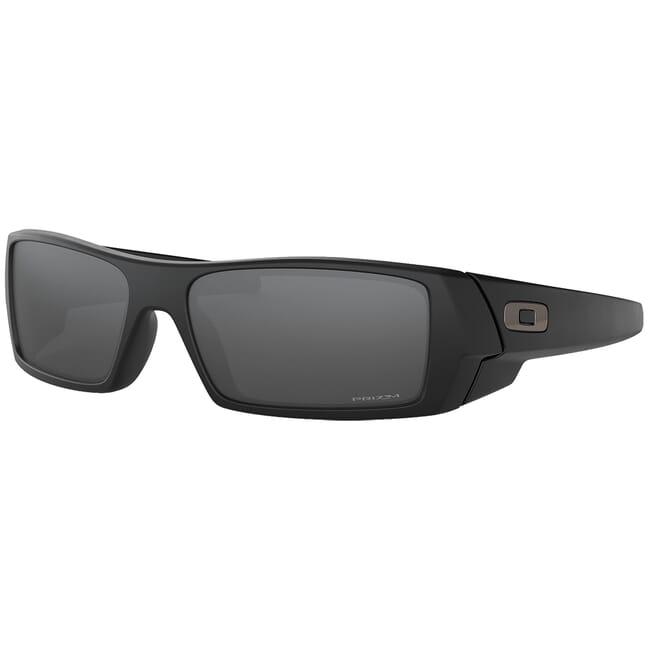 Oakley GasCan Matte Black w/PRIZM Black Lenses OO9014-4360