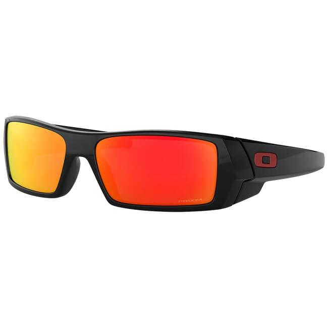 Oakley GasCan Polished Black w/PRIZM Ruby Lenses OO9014-4460