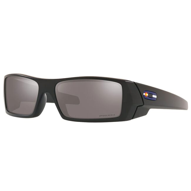 Oakley GasCan CO Matte Black w/PRIZM Black Lenses OO9014-5860
