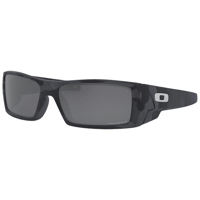 Oakley GasCan Matte Black Camo w/PRIZM Black Polarized Lenses OO9014-6160