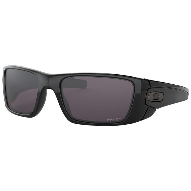 Oakley Fuel Cell Polished Black w/PRIZM Grey Lenses OO9096-K260