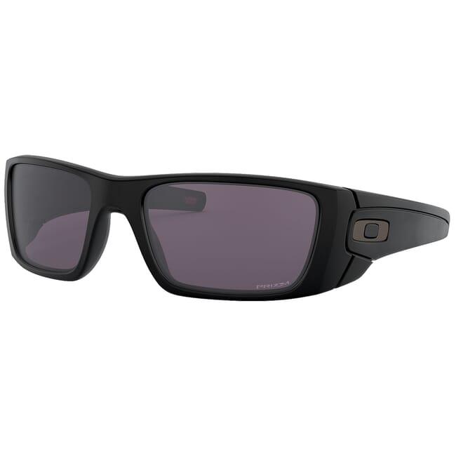 Oakley SI Fuel Cell Matte Black w/PRIZM Grey Lenses OO9096-K760