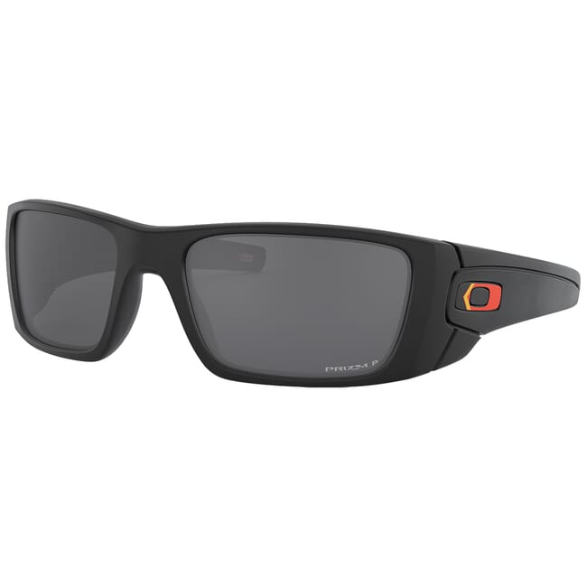 Oakley SI Fuel Cell Armed Forces Marine Corps Matte Black w/PRIZM Black Polarized Lenses OO9096-L160