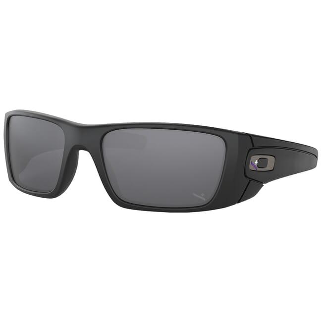 Oakley SI Fuel Cell Infinite Hero Blue Black w/Black Iridium Lenses OO9096-I460