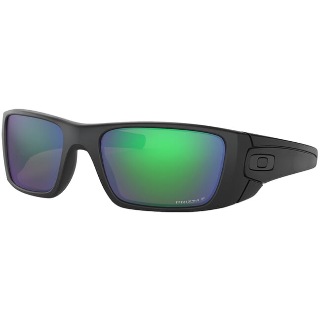 Oakley SI Fuel Cell Matte Black w/PRIZM Maritime Polarized Lenses OO9096-J660