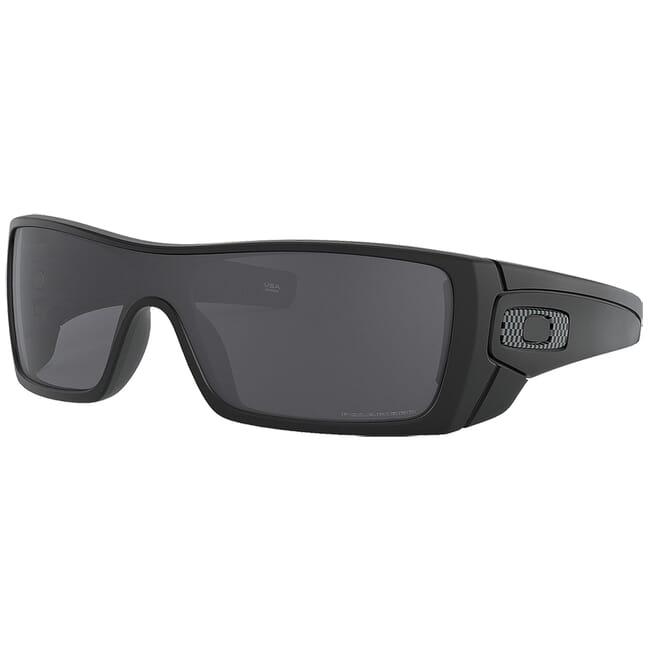 Oakley Batwolf Matte Black w/Grey Polarized Lenses OO9101-04