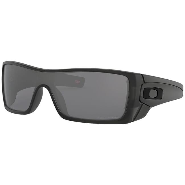 Oakley Batwolf Matte Black Ink w/Black Iridium Polarized Lenses OO9101-35