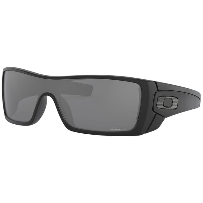 Oakley SI Batwolf Matte Black/Grey Tonal US Flag w/PRIZM Black Lenses OO9101-6027
