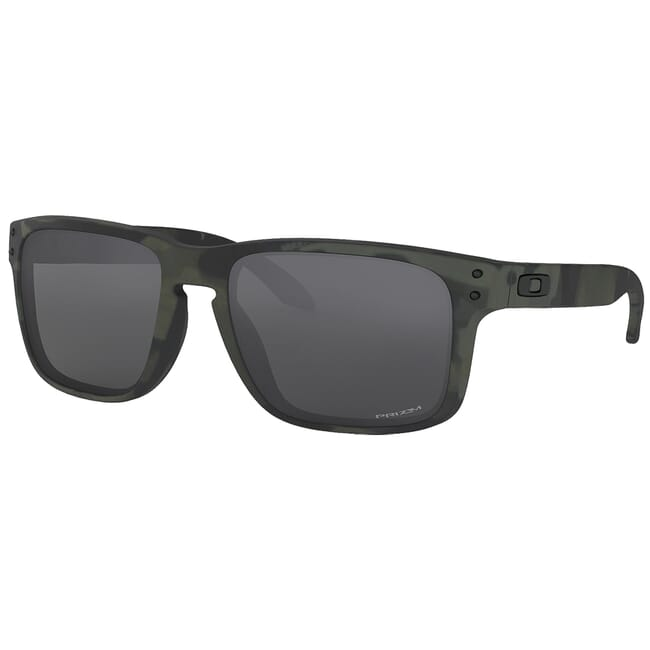 Oakley SI Holbrook Multicam Black w/Grey Polarized Lenses OO9102-92