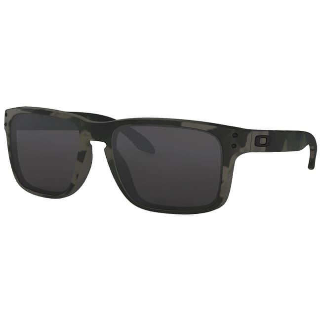 Oakley SI Holbrook Multicam Black w/Grey Lenses OO9102-93