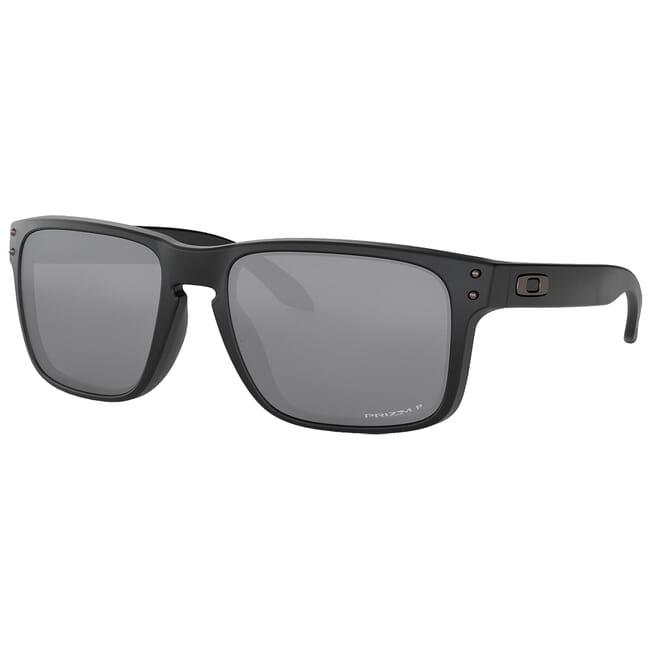 Oakley Holbrook Matte Black w/PRIZM Black Polarized Lenses OO9102-D655