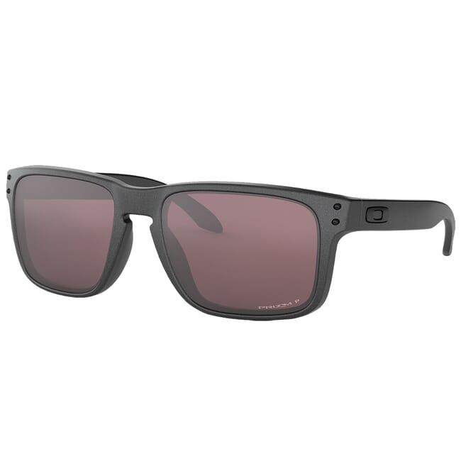 Oakley Holbrook Steel w/PRIZM Daily Polarized Lenses OO9102-B5