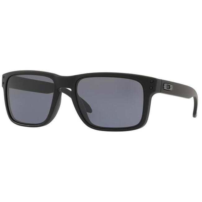 Oakley SI Holbrook Tonal USA Flag Matte Black w/Grey Lenses OO9102-E555