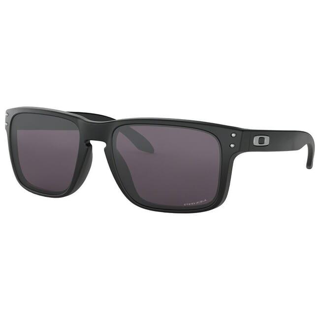 Oakley Holbrook Matte Black w/PRIZM Grey Lenses OO9102-E855