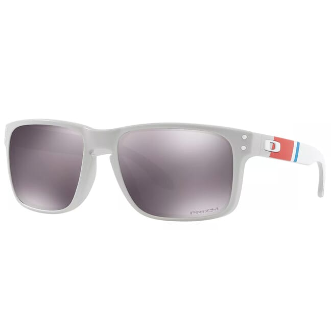 Oakley SI Holbrook Armed Forces Coast Guard Matte Cool Grey w/PRIZM Black Lenses OO9102-H955