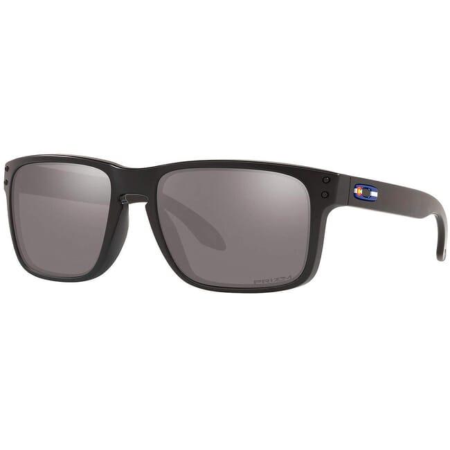 Oakley Holbrook CO Matte Black w/PRIZM Black Lenses OO9102-K755
