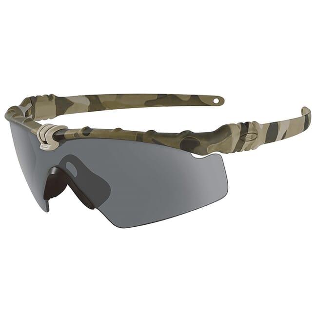 Oakley SI Ballistic M Frame 3.0 MultiCam w/Grey Lenses OO9146-02