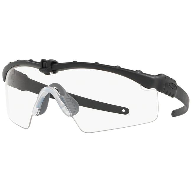Oakley SI Ballistic M Frame 3.0 Black w/Clear Lenses OO9146-09