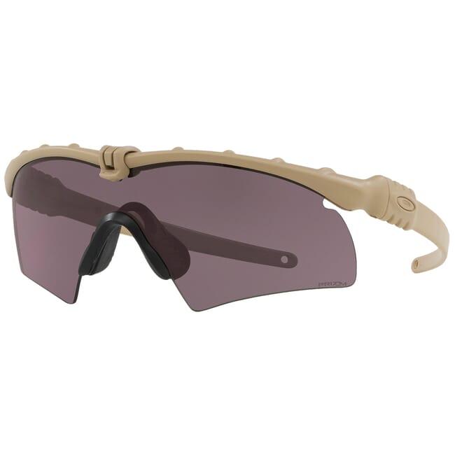 Oakley SI Ballistic M Frame 3.0 Dark Bone w/PRIZM Grey Lenses OO9146-3432