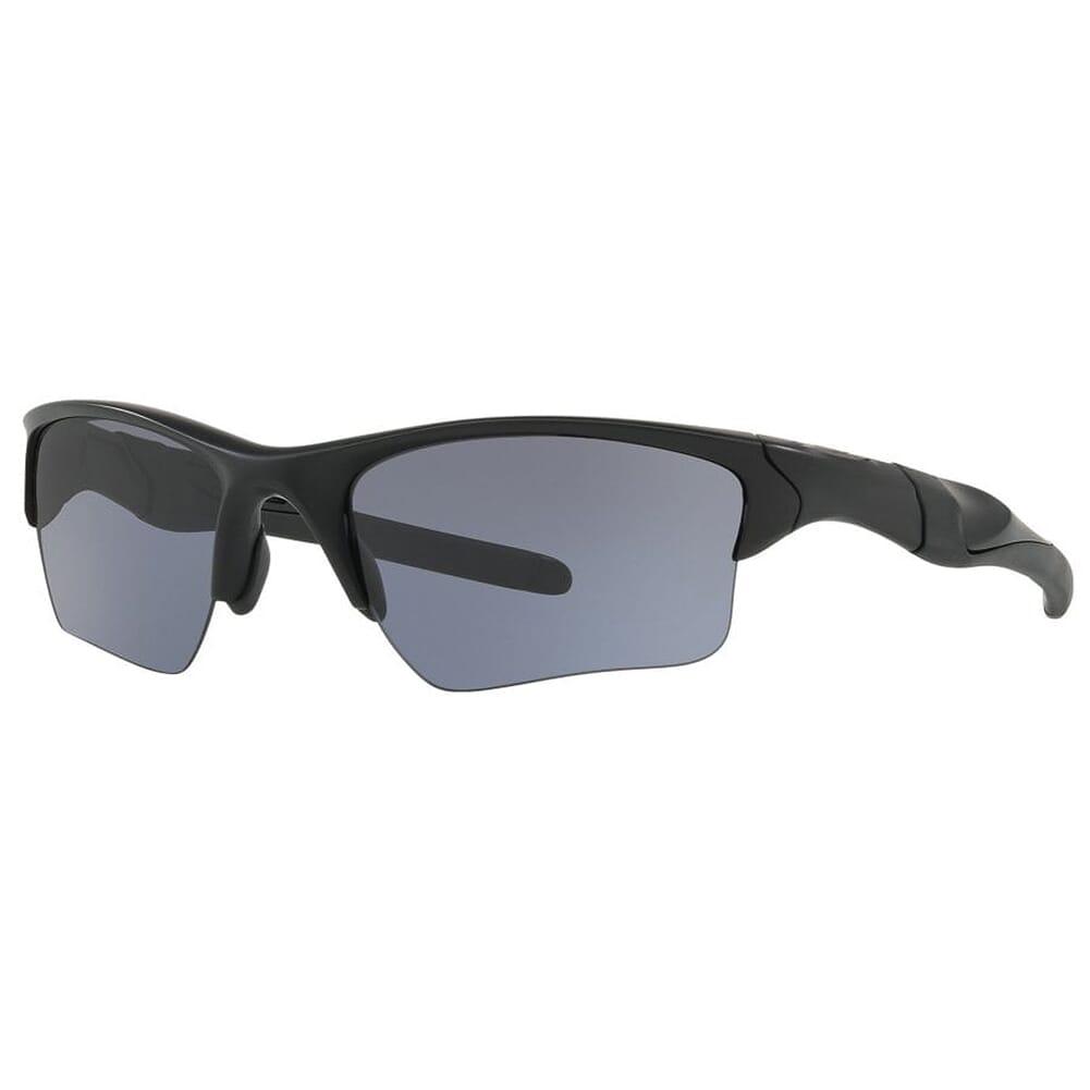 Oakley SI Half Jacket 20 XL-Mtte Black w/Grey Lenses OO9154-12